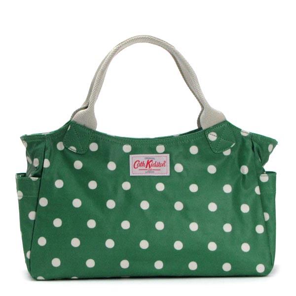 c6bb7806b rikomendofuasshonkan: Cath kidston CATH KIDSTON tote bag FASHION 380881 DAY  BAG EMERALD GREEN | Rakuten Global Market