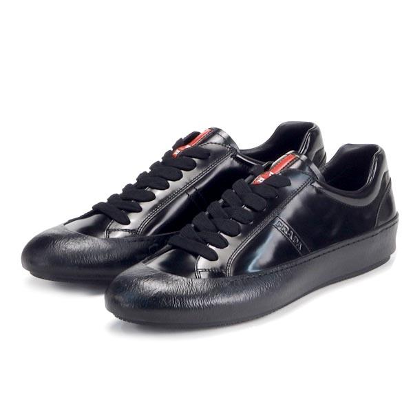 普拉达PRADA人鞋4E2515 NERO BK