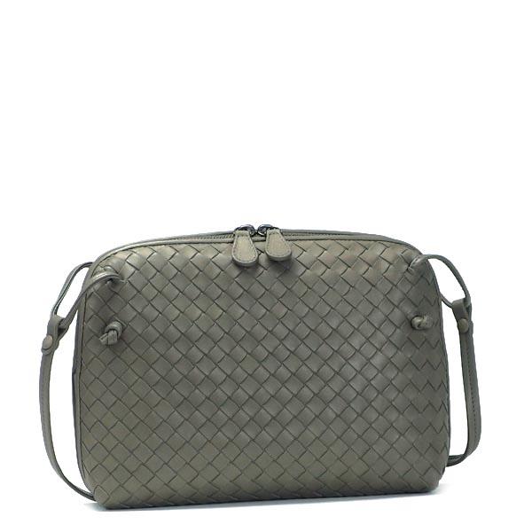 reputable site 2a066 5f5b8 Bottega Veneta BOTTEGA VENETA bag diagonally over V0016 245354 SHADOW  (GREY) GY