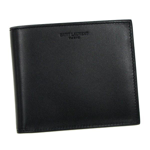 aed39105383 rikomendofuasshonkan: Yves Saint Laurent YVES SAINT LAURENT 2 fold wallet  purses on YSL MEN 315865 EASTWEST WALLET NOIR BK | Rakuten Global Market