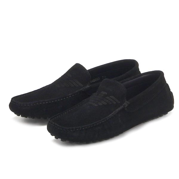 b8726ef183 Emporio armani EMPORIO ARMANI men shoes X4B023 SHOES BLACK BK P11Jan14