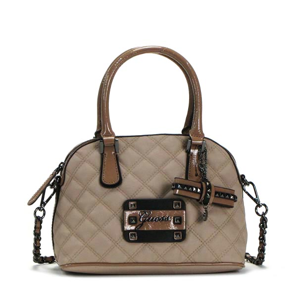 Guess GUESS shoulder bag VM421905 LEIDI SMALL DOME SATCHEL STONE IV