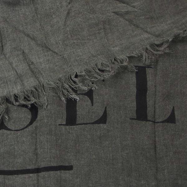 Diesel DIESEL scarf men 00S8ZX SOFTEL SCIARPA D.GY