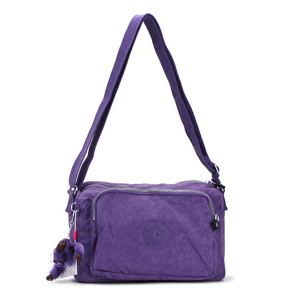 Kipling kipling shoulder bag K12969 RETH VIVID PURPLE VIOLET
