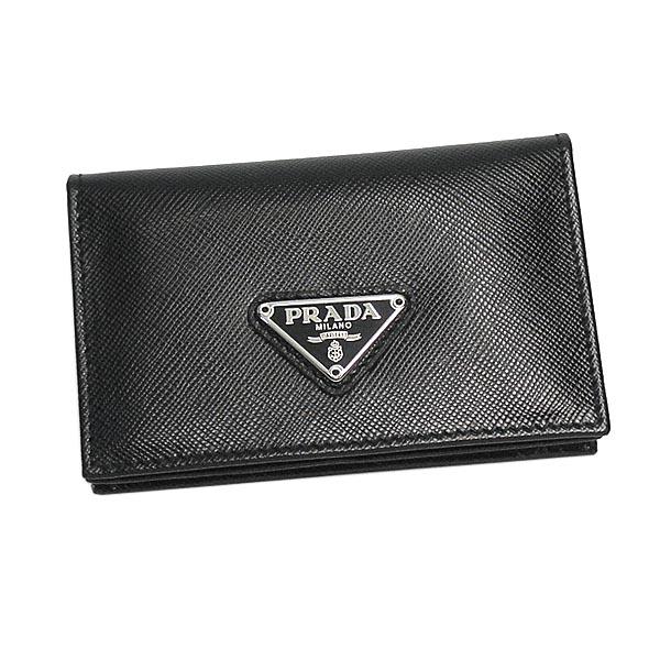 プラダ PRADA カードケース 1M1122 NERO BK【送料無料】