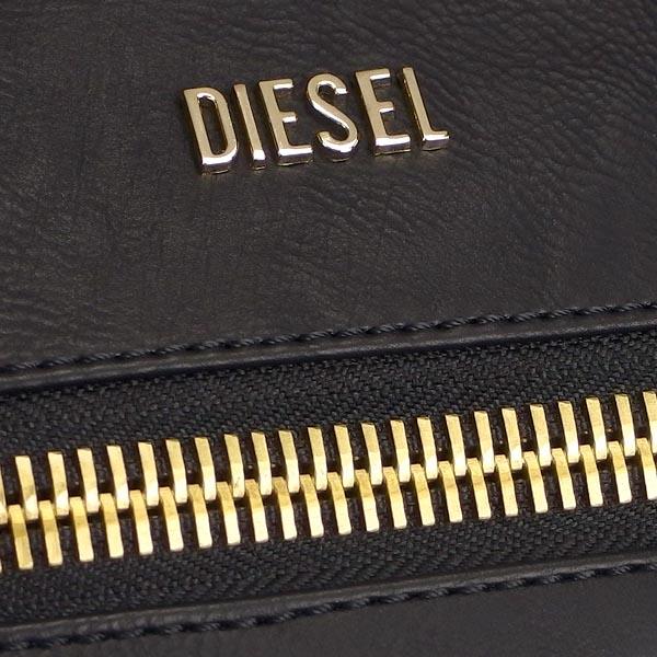 柴油DIESEL手提包X02529 ELECCTRA SMALL LIGHT BLUE/BLACK L.BL