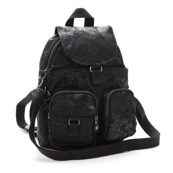 2fc3f31158 rikomendofuasshonkan  Kipling kipling backpack K13108 FIREFLY N TROPIC  FLOWER B BK