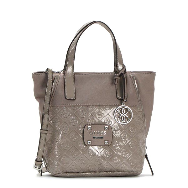 Guess GUESS tote bag SI469522 SQUAD SMALL CARRYALL LIGHT TAUPE L.BE