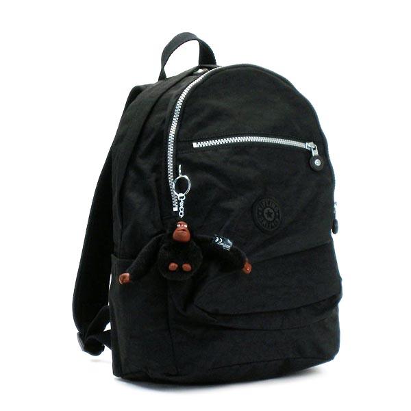 キプリング kipling バックパック K15016 CLAS CHALLENGER BLACK BK7YbfvyI6g