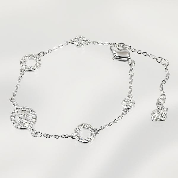 Rikomendofuhonkan Swarovski Bracelet 1121075 Purity Rhs Rakuten Global Market