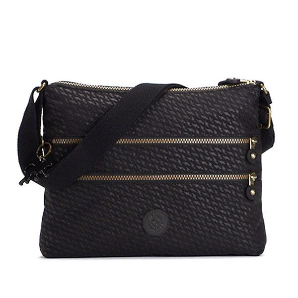 Kipling kipling shoulder bag K12472 ALVAR BP PLOVER BLACK BK
