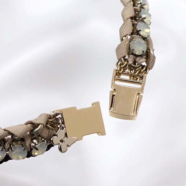 Max Mara weekend MAXMARA WEEKEND ladies necklace 57560352 CANASTA BEIGE BE
