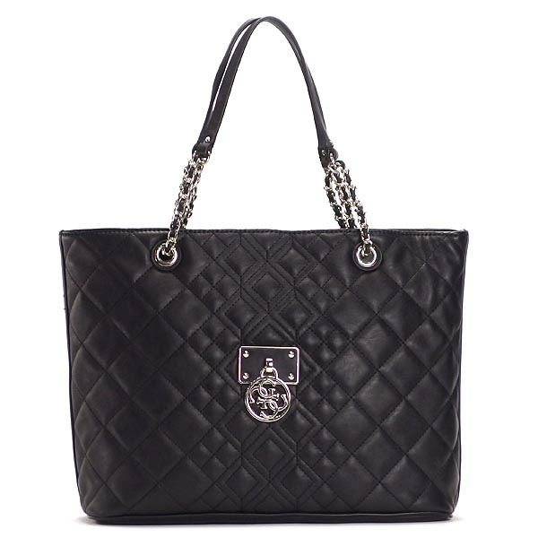 gesu GUESS大手提包VG610923 ALIZA MEDIUM TOTE BLACK BK