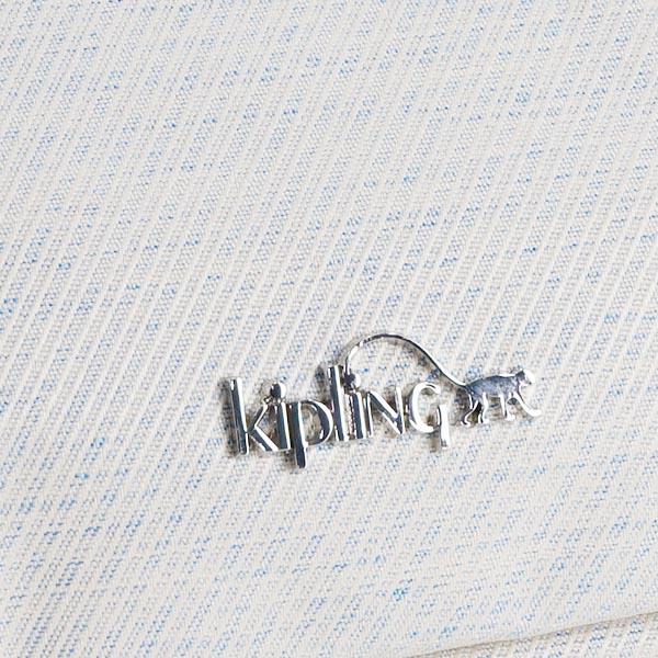 kipuringu kipling挎包K16622 KOTRAL SN WOVEN WHITE WT
