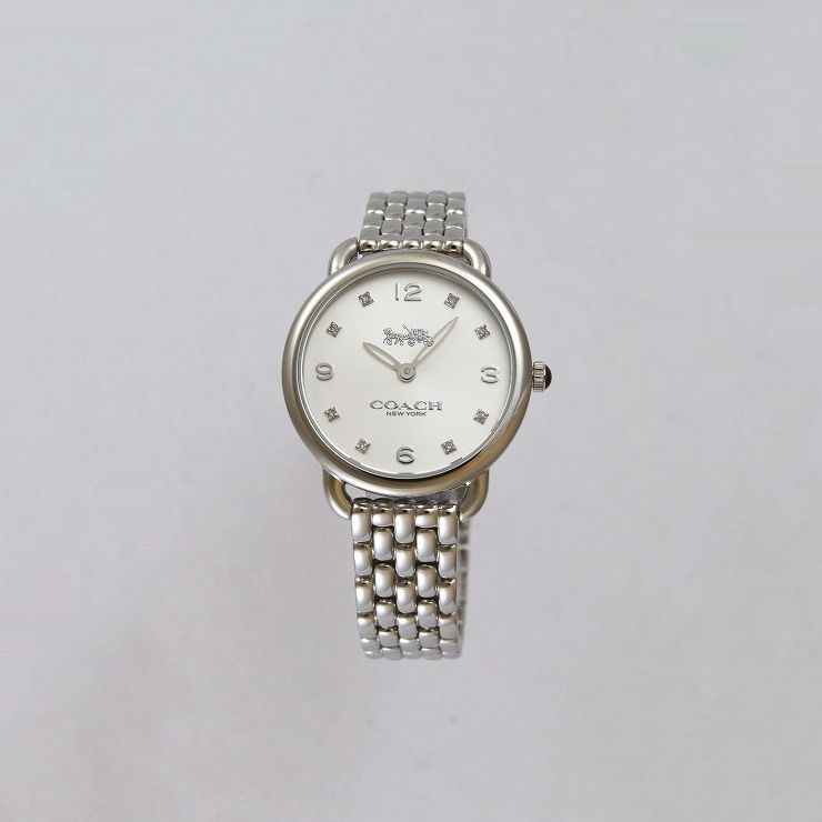 COACH 腕時計 レディース 14502781 デランシースリム【送料無料】