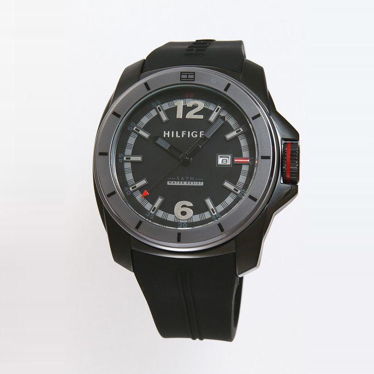 トミーヒルフィガー TOMMY HILFIGER 腕時計 メンズ 1791114 -【送料無料】