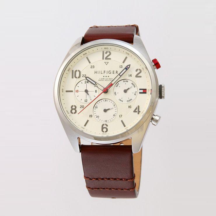 トミーヒルフィガー TOMMY HILFIGER 腕時計 メンズ 1791208 -【送料無料】