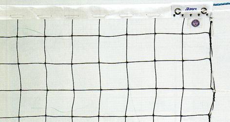 アシックス バレーボールネット 男子9人制バレーボールネットエコタイプ CNV902 (F)