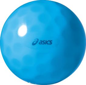 アシックス グラウンド ゴルフ クリアボール GGG325 42 最新アイテム ブルー 通信販売 ディンプルSH