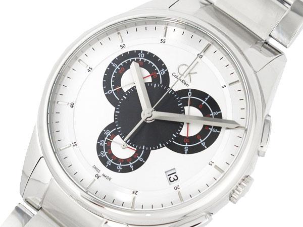 カルバン クライン CK 腕時計 クロノグラフ ZZ2A27185【送料無料】