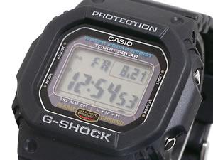 カシオ Gショック 腕時計 タフソーラー G5600E-1