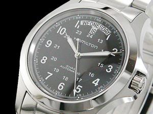 ハミルトン HAMILTON 腕時計 時計 カーキキング H64455133【送料無料】
