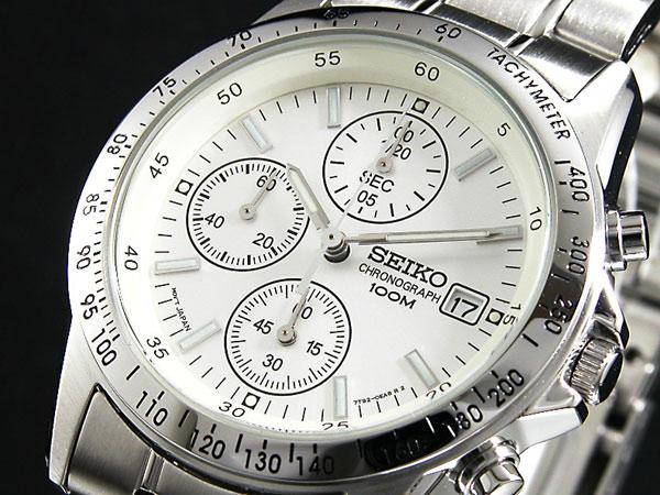 セイコー SEIKO 腕時計 時計 クロノグラフ メンズ SND363【送料無料】