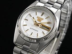 【新発売】 セイコー 5 5 ファイブ SEIKO ファイブ 腕時計 時計 自動巻き レディース SUAA81K 時計【送料無料】, 【公式】:2f26246e --- rishitms.com