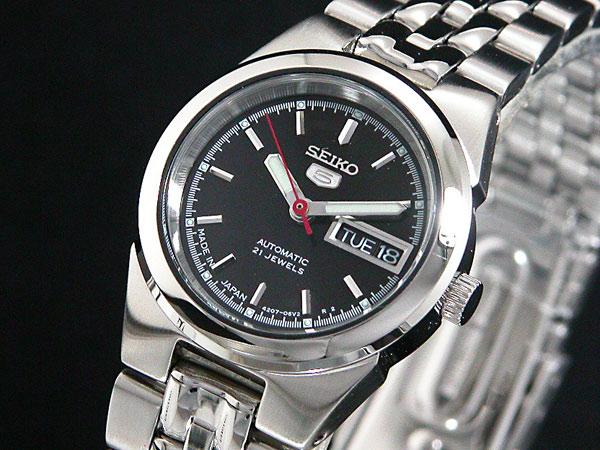 セイコー 5 SEIKO ファイブ 腕時計 時計 自動巻き レディース SYMG55J1【送料無料】