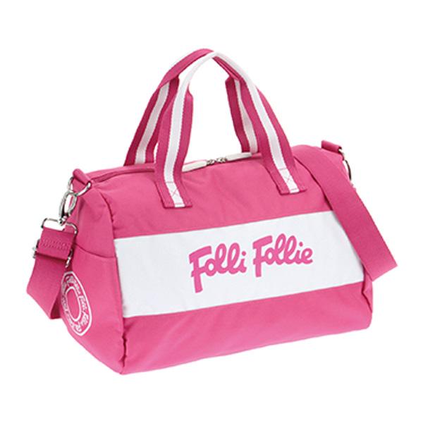 ea35b1180f13 rikomendofuasshonkan  Folli follie Boston bag ladies HB13K010SF FUC ...