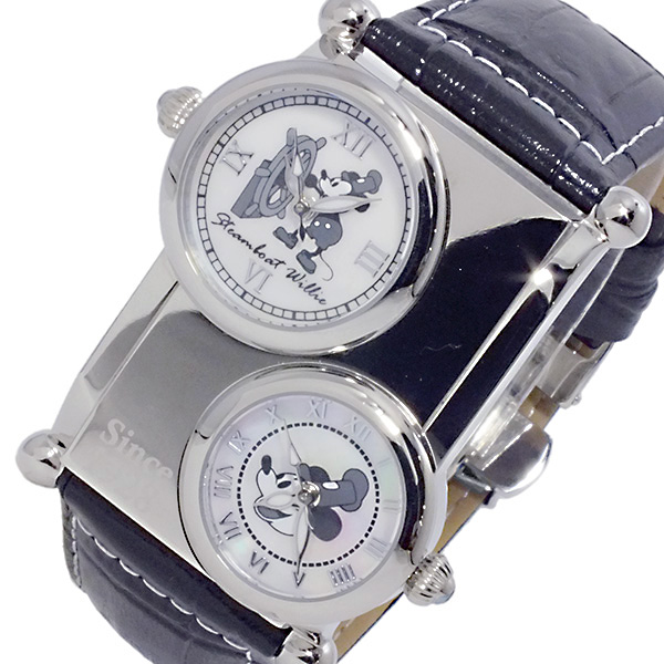 ディズニーウオッチ Disney Watch ミッキーマウス レディース 腕時計 MK1189A【送料無料】