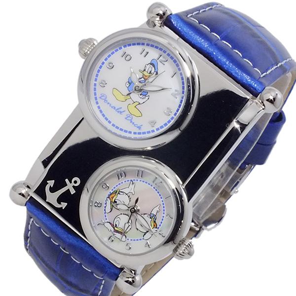 ディズニーウオッチ Disney Watch ドナルドダック レディース 腕時計 MK1189B【送料無料】