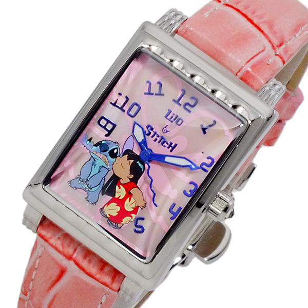 ディズニーウオッチ Disney Watch スティッチ レディース 腕時計 MK1208K【送料無料】
