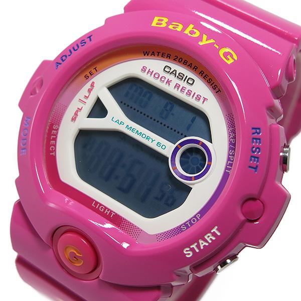 カシオ CASIO ベビージー Baby-G クオーツ レディース 腕時計 時計 BG-6903-4B ピンク