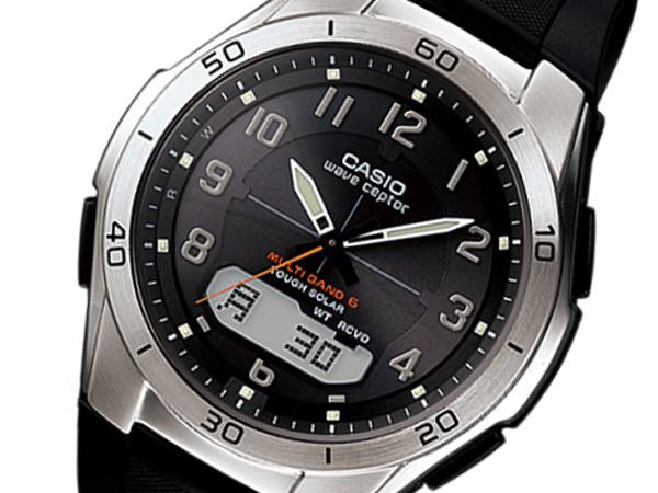 カシオ WAVE CEPTOR 電波 ソーラー メンズ 腕時計 WVA-M640-1A2JF 国内正規【送料無料】