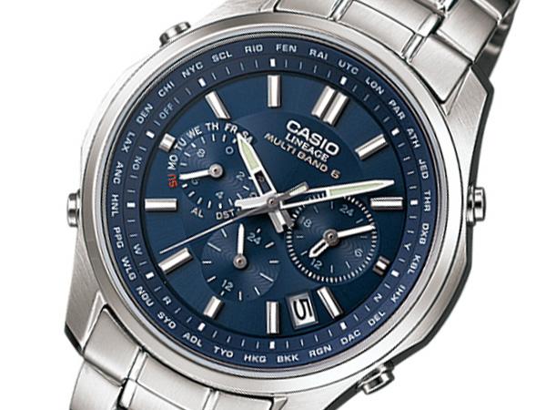 02fb4c293a カシオ CASIO リニエージ 電波 ソーラー メンズ 腕時計 LIW-M610D-2AJF 国内正規【送料