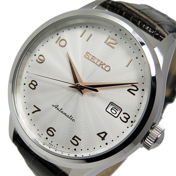 セイコー SEIKO 自動巻き メンズ 腕時計 SRP705K1 シルバー【送料無料】