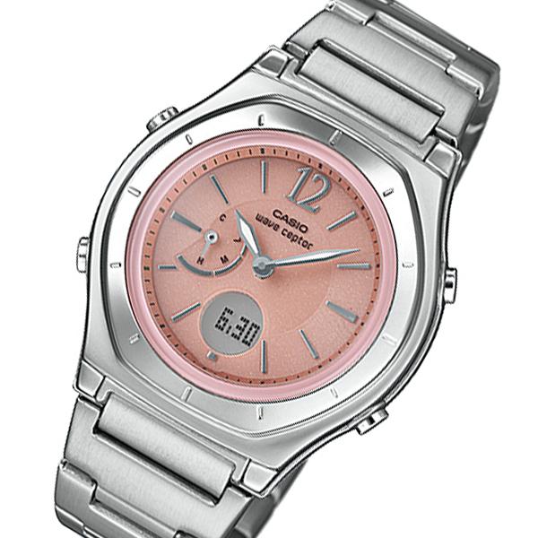 カシオ ウェーブセプター レディース 腕時計 LWA-M160D-4A1JF シルバー 国内正規【送料無料】