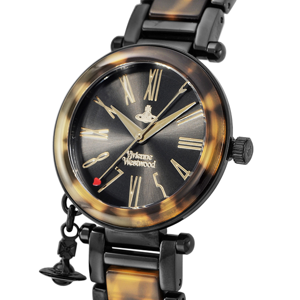ヴィヴィアン ウエストウッド Vivienne Westwood レディース 腕時計 VV006BKBR【送料無料】