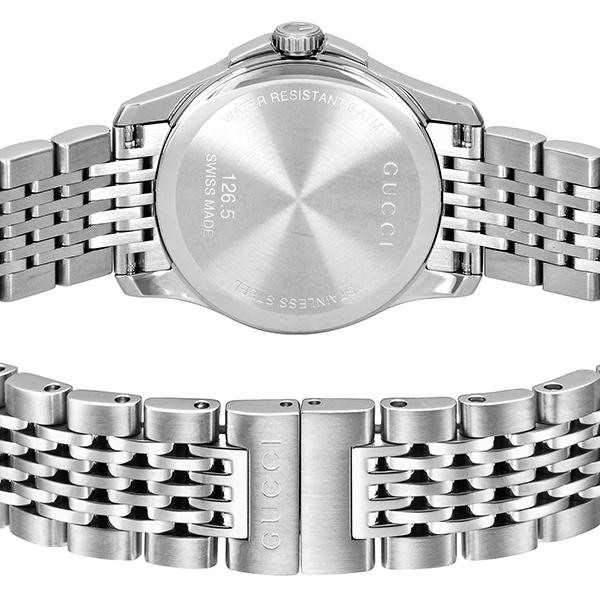 グッチ GUCCI Gタイムレス クオーツ レディース 腕時計 YA126532 ピンクパール【】【楽ギフ_包装】