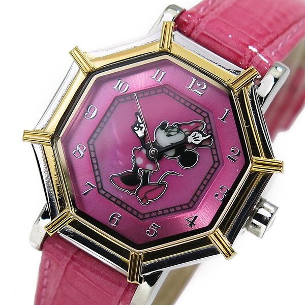 ディズニーウオッチ Disney Watch レディース 腕時計 1507-MN ミニーマウス【送料無料】