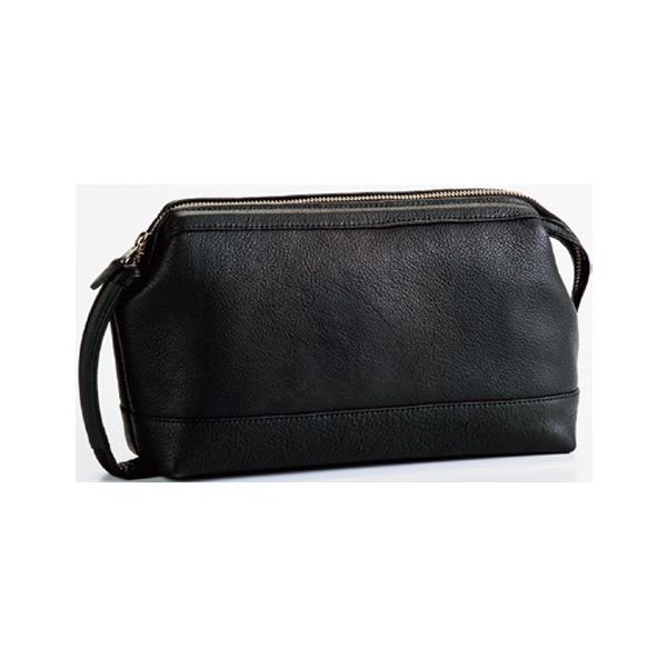 フィリップ ラングレー メンズ セカンドバッグ 25388 ブラック 国内正規【送料無料】