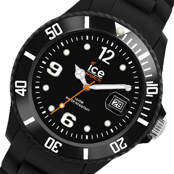 アイスウォッチ フォーエバー クオーツ ユニセックス 腕時計 時計 SI.BK.U.S.09 ブラック