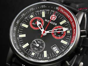 ウェンガー WENGER 腕時計 コマンド クロノグラフ 70731【送料無料】:リコメン堂ファッション館