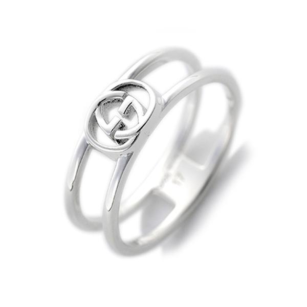 グッチ GUCCI リング 指輪 レディース 9号 298036-J8400/8106/09【送料無料】