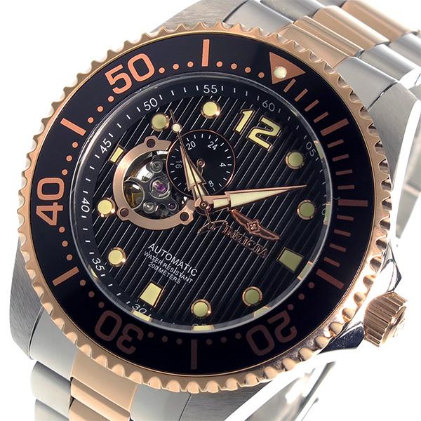 インヴィクタ INVICTA 自動巻き メンズ 腕時計 15415 ブラック【送料無料】