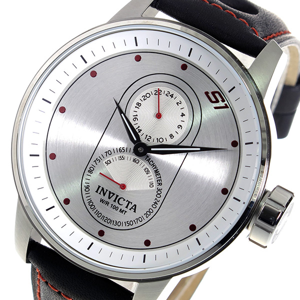インヴィクタ INVICTA クオーツ メンズ 腕時計 16019 シルバー【送料無料】