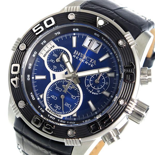 インヴィクタ INVICTA クオーツ メンズ 腕時計 17374 ブルー【送料無料】