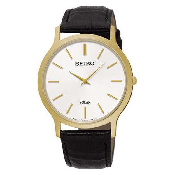 セイコー SEIKO ソーラー クオーツ メンズ 腕時計 SUP872P1 ホワイト【送料無料】