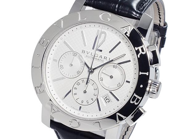 ブルガリ BVLGARI 自動巻き クロノグラフ メンズ 腕時計 BB42WSLDCH (代引き不可)【送料無料】